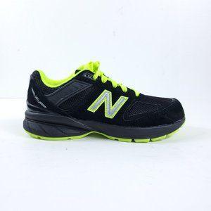 New Balance 990V5 Boys Black/Volt Shoes
